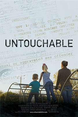 "Streaming of ""Untouchable"""