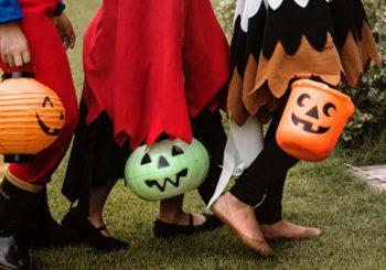 Halloween and Stranger Danger